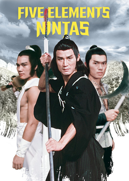 Five Elements Ninjas on Netflix Canada