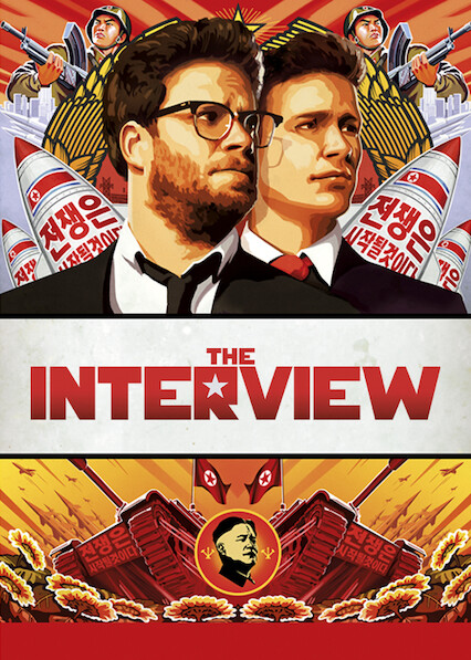 The Interview on Netflix Canada