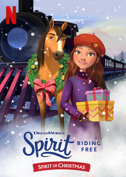 Spirit Riding Free: Spirit of Christmas on Netflix Canada
