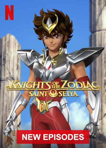 SAINT SEIYA: Knights of the Zodiac on Netflix Canada