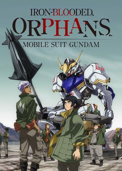 Mobile Suit Gundam: Iron-Blooded Orphans on Netflix Canada