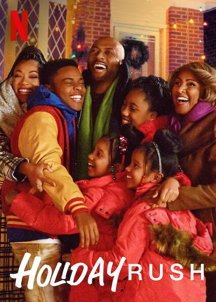 Holiday Rush on Netflix Canada