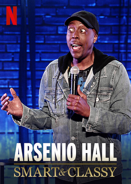 Arsenio Hall: Smart & Classy on Netflix Canada