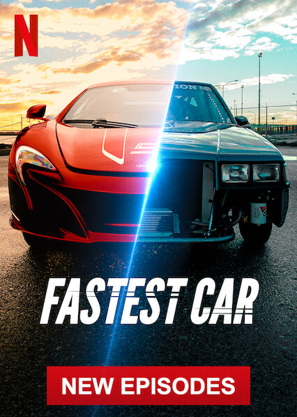 Fastest Car on Netflix Canada