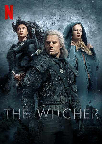 The Witcher on Netflix Canada