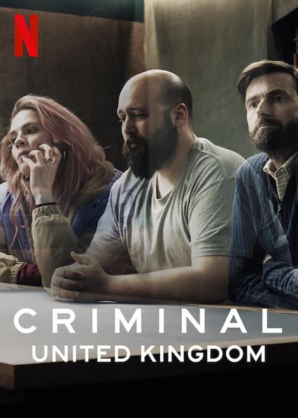 Criminal: UK on Netflix Canada