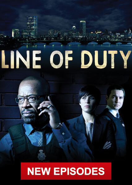 Line of Duty on Netflix Canada