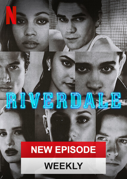 Riverdale on Netflix Canada