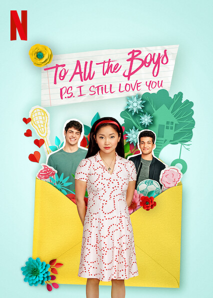 To All the Boys: P.S. I Still Love You on Netflix Canada