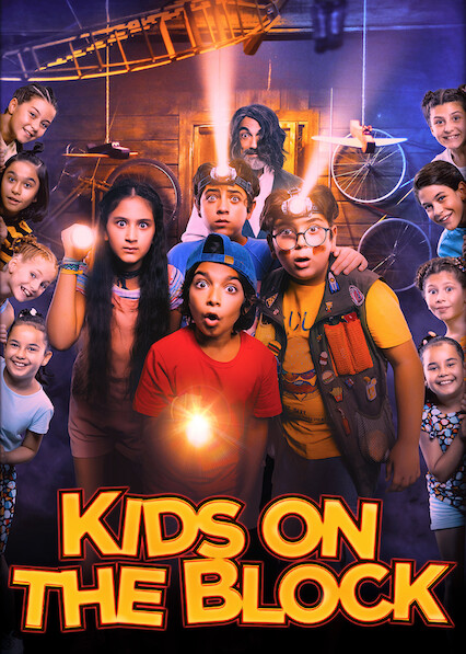 Kids on the Block on Netflix Canada