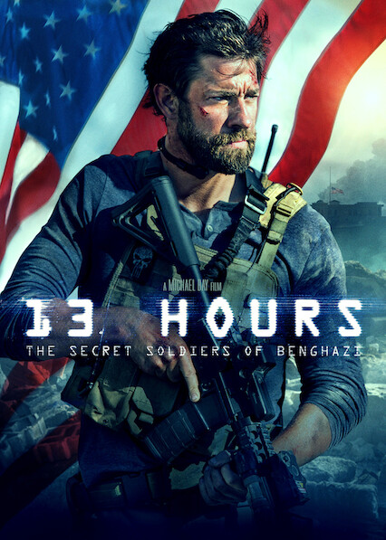 13 Hours: The Secret Soldiers of Benghazi on Netflix Canada