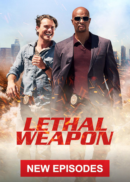 Lethal Weapon on Netflix Canada