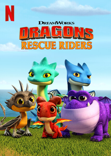 Dragons: Rescue Riders on Netflix Canada