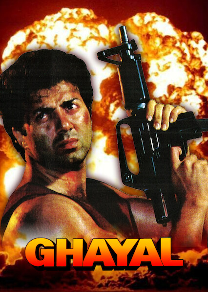Ghayal on Netflix Canada
