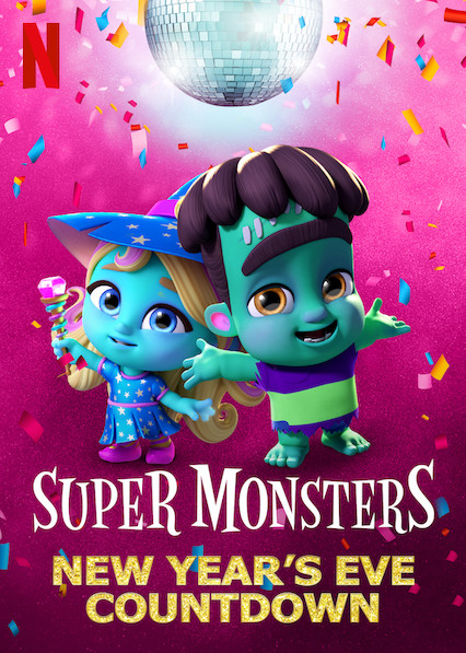 Super Monsters: New Year's Eve Countdown