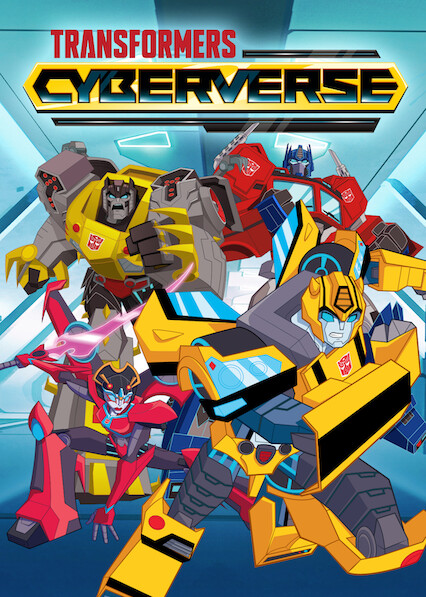 Transformers: Cyberverse on Netflix Canada