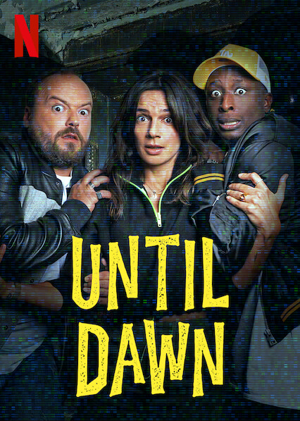 Until Dawn on Netflix Canada
