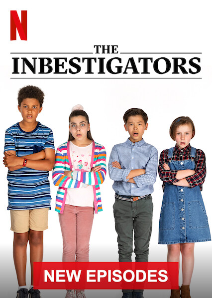 The InBESTigators on Netflix Canada