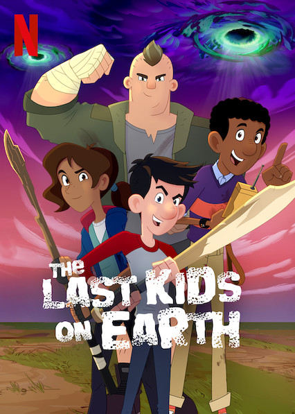 The Last Kids on Earth on Netflix Canada