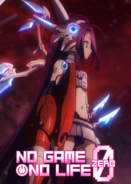 No Game No Life: Zero on Netflix Canada