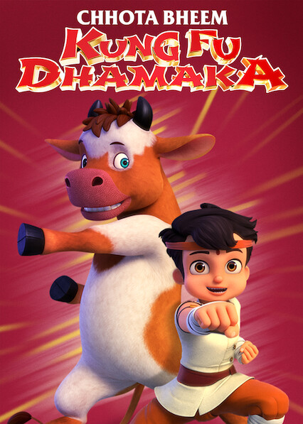 Chhota Bheem Kung Fu Dhamaka Series