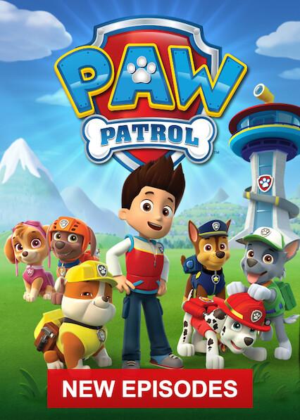 PAW Patrol on Netflix Canada