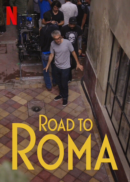 ROAD TO ROMA on Netflix Canada
