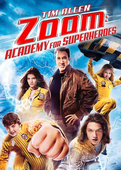 Zoom: Academy for Superheroes on Netflix Canada