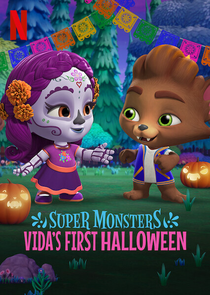 Super Monsters: Vida's First Halloween