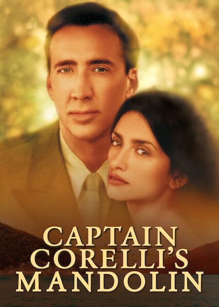 Captain Corelli's Mandolin on Netflix Canada