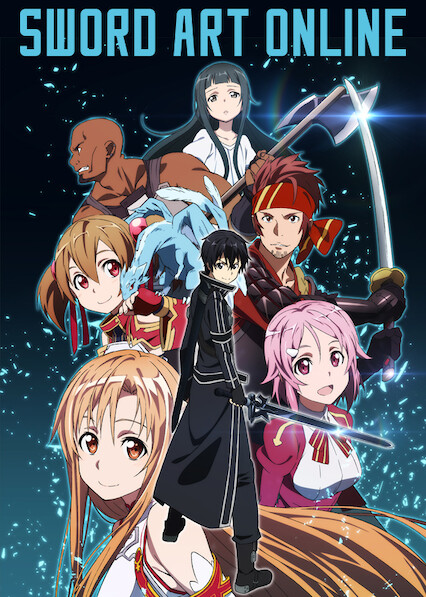 Sword Art Online on Netflix Canada