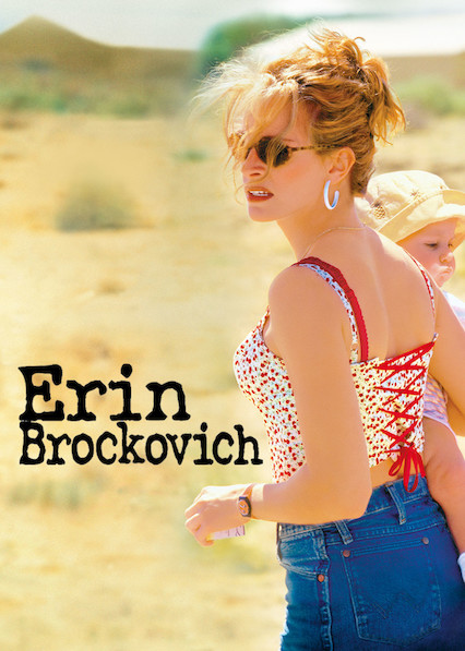 Erin Brockovich on Netflix Canada