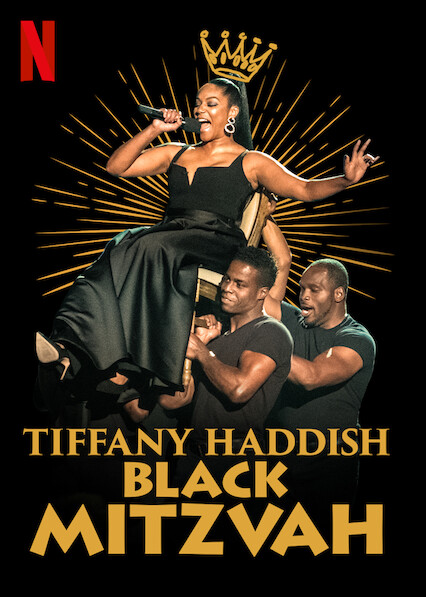 Tiffany Haddish: Black Mitzvah on Netflix Canada
