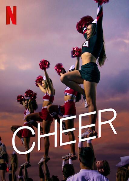 Cheer on Netflix Canada