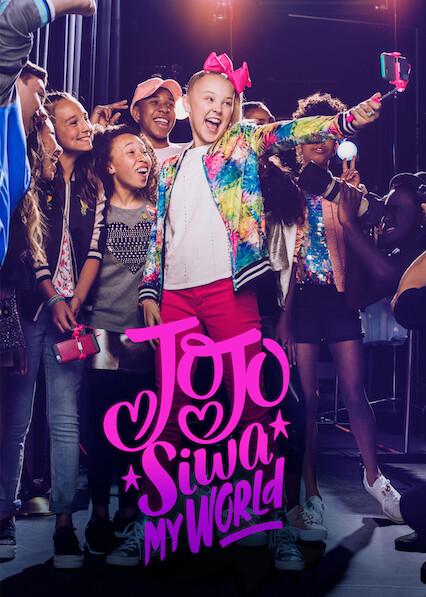 Jojo Siwa: My World on Netflix Canada