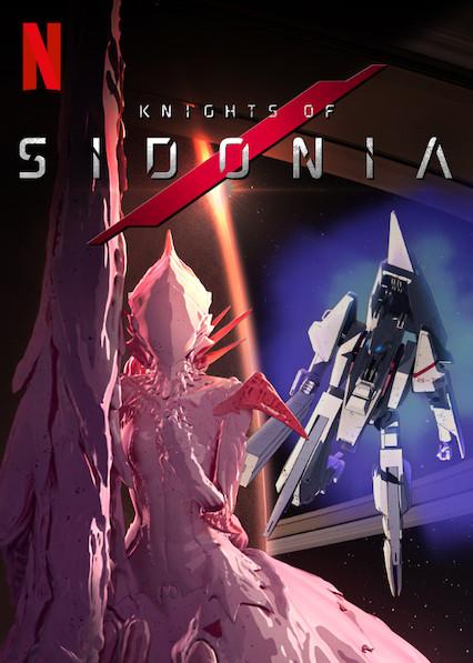 Knights of Sidonia on Netflix Canada