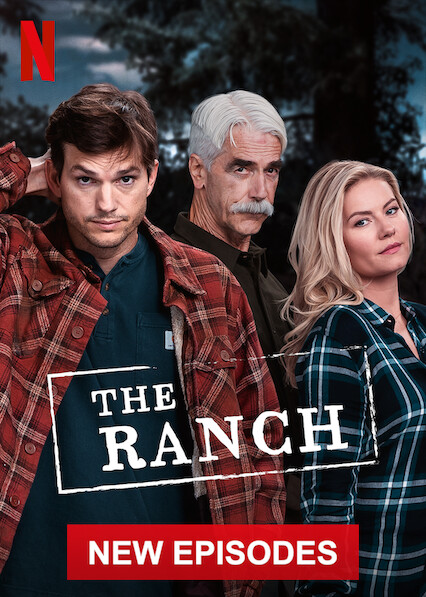 The Ranch on Netflix Canada