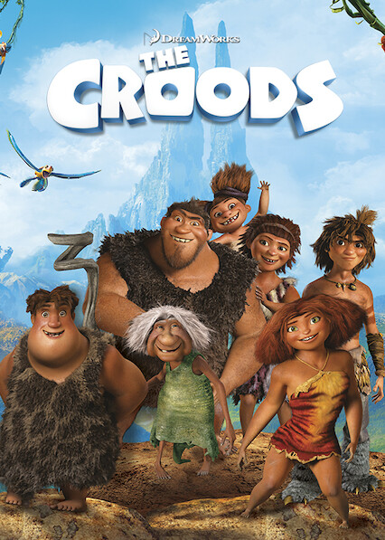The Croods on Netflix Canada