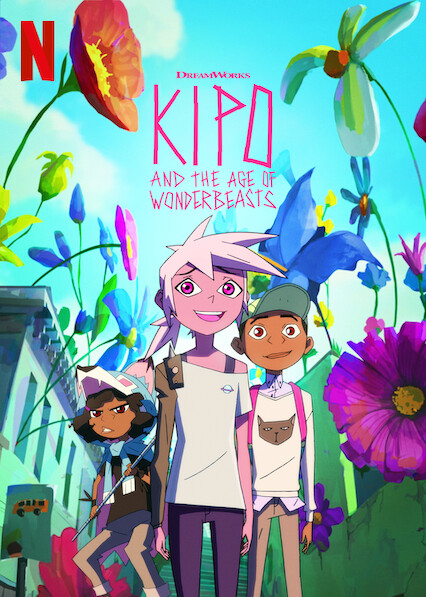 Kipo and the Age of Wonderbeasts on Netflix Canada