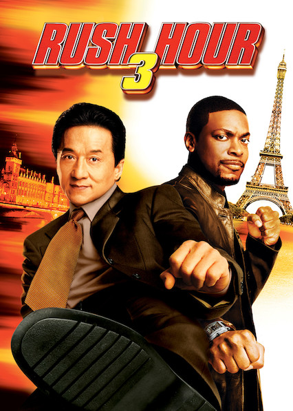 Rush Hour 3 on Netflix Canada