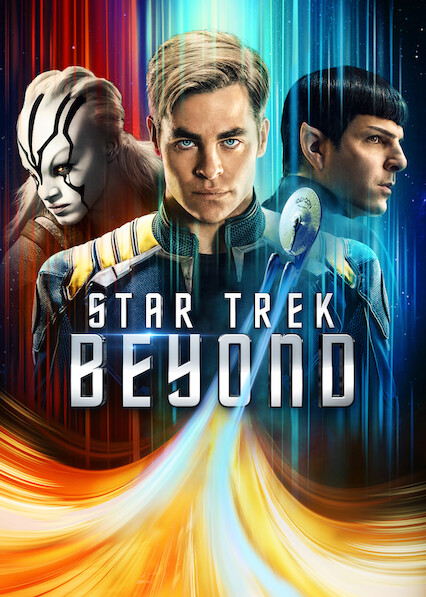 Star Trek Beyond on Netflix Canada