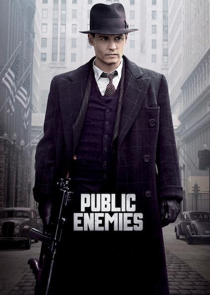 Public Enemies on Netflix Canada