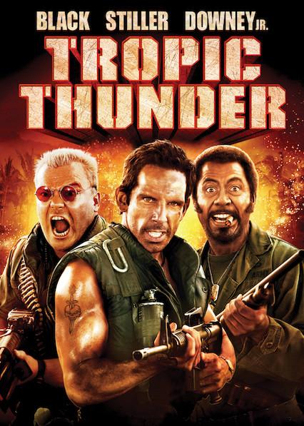 Tropic Thunder on Netflix Canada