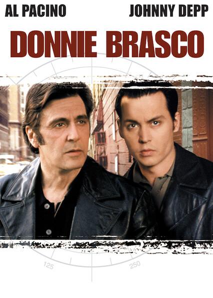 Donnie Brasco on Netflix Canada