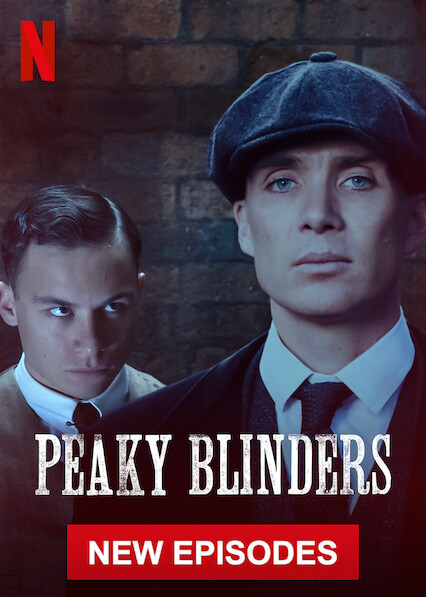 Peaky Blinders on Netflix Canada