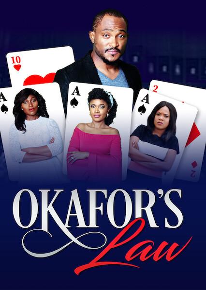 Okafor's Law on Netflix Canada