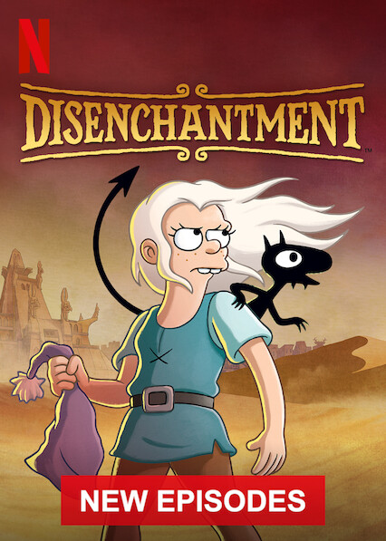 Disenchantment on Netflix Canada