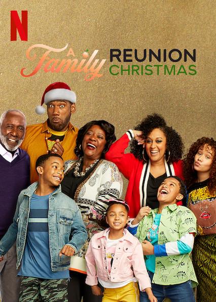 A Family Reunion Christmas on Netflix Canada