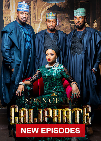Sons of the Caliphate on Netflix Canada