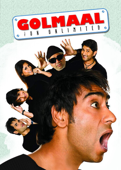 Golmaal: Fun Unlimited on Netflix Canada